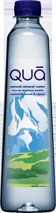 Qua Mineral Water